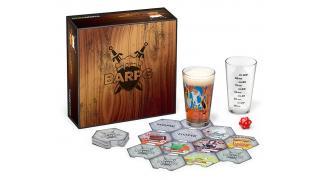 飲み干したら負け!グラスに注がれたビール=ライフポイントという酒好きのためのボードゲーム「baRPG」爆誕