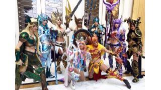 イーブイと進化系ポケモンがモチーフ 洋物ファンタジー感たっぷりの鎧を装備した9人の女戦士「ブイズ・ヴァルキリーズ」が超カッコイイ!