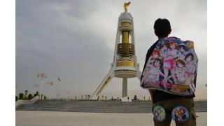 幼女もオバちゃんも大興奮! 「ラブライブ!」を知らない「トルクメニスタン」にグッズを持ち込んでみた