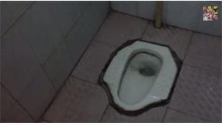570円で泊まれる中国の激安ホテル! シャワー&トイレルームがヤバイすぎ