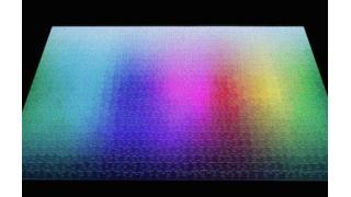 色彩能力の限界に挑戦!1000色のグラデーション「CMYKジグソーパズル」