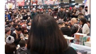 【WF2015W】開幕数分で完売 再販はあるか!?「マフィア梶田」フィギュア発売記念トークショーに突撃してきた