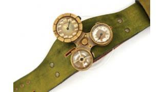 最低野郎に捧げる逸品 ボトムズ「スコープドッグ」を再現した腕時計が渋すぎてむせる