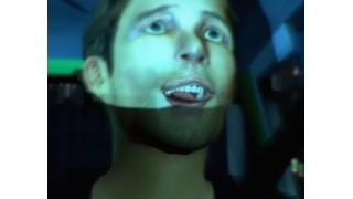 シフトチェンジするとオッサンが嬉しそうな顔をする意味深なドライブゲーム登場