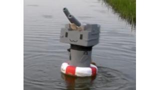 ついに水上を走るようになったよ!「連装砲ちゃん(RC)」がパワーアップして帰ってきた