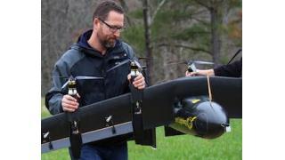 NASAが開発中の大型ドローン「GL-10」を公開、10個の電動プロペラで垂直離着陸が可能