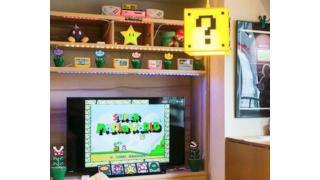 「スーパーマリオ」をテーマにした都内1泊9000円の宿が人気 もちろんスーファミ&ファミコン完備!