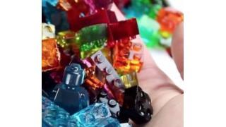 作って楽しい!食べて美味しい! 「LEGO」を再現したレゴブロック・グミの作り方