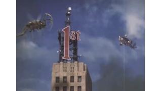 宇宙から飛来した「蚊」が人類を滅ぼす!? 昭和の特撮感にあふれたB級モンスター映画「INSECTULA!」