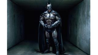 プロたちが技術を惜しげもなく投入したガチすぎる「バットマン」コスプレ