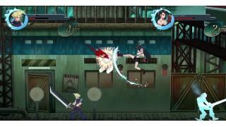 クラウドとティファがアクロバティックに戦う!「FF7」を横スク系2Dアクションゲームにしてみた