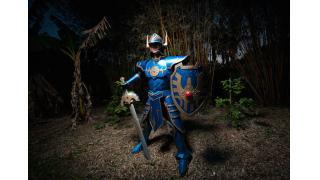 ロト装備一式を自作!「ドラゴンクエスト」海外コスプレイヤーによる本格的すぎる勇者コスプレ