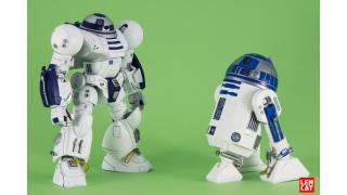 「R2-D2」に強靭な手足を与えてみた アニメ「ガンダムビルドファイターズトライ」あのMSのガンプラで再現