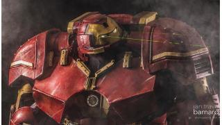 1600時間かけて制作 アイアンマンの秘密兵器「ハルクバスター」を等身大で再現したコスプレがスゴイ