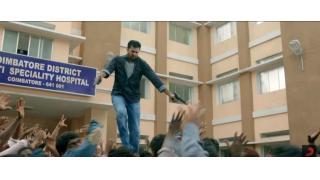 屍体のくせに飛びかかり攻撃だと!? 歌と踊りとアクションが融合したインドゾンビ映画「Miruthan」予告編が公開