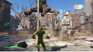 人気ゲーム「Fallout 4」の世界に「ワンパンマン」サイタマが殴りこみ!デスクローやベヒモスすらワンパンで消し飛ばす