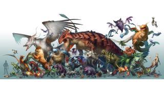 完全にモンスターじゃねぇか!生態系をイメージしつつ「ポケモン」をリアリティたっぷりに描いたファンアートがすごい