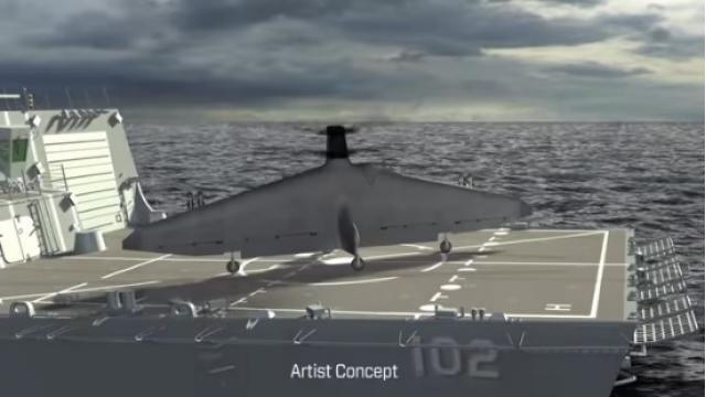 米海軍が開発中の垂直離着陸長距離無人機 - 小川和久の『NEWSを疑え!』 第542号