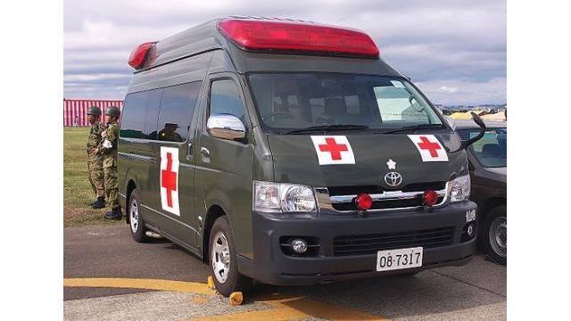 世界の軍隊が備える装甲救急車 - 小川和久の『NEWSを疑え!』 第547号