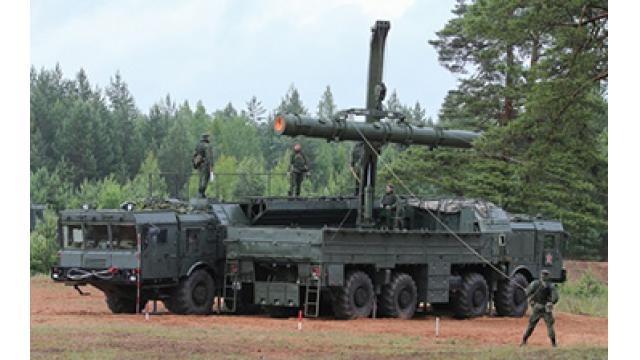 ロシアが条約違反の巡航ミサイルを配備 - 小川和久の『NEWSを疑え!』 第562号