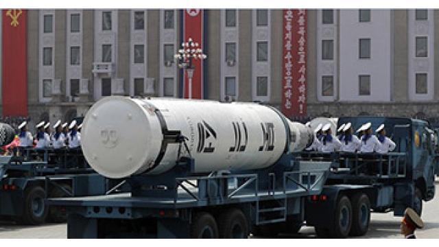 軽量化が進む北朝鮮の弾道ミサイル - 『NEWSを疑え!』第579号(2017年4月24日特別号)