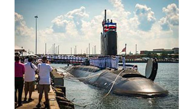 実戦配備に近づいた米国の潜水艦用中距離高速滑空弾 - 『NEWSを疑え!』第630号(2017年11月6日特別号)