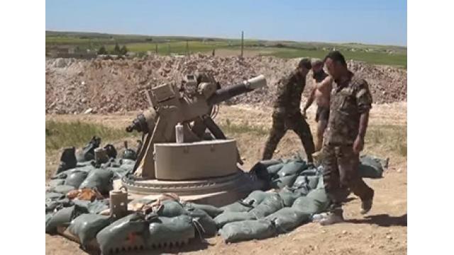 米陸軍がシリアで使う先進的な迫撃砲システム -『NEWSを疑え!』第670号(2018年4月9日特別号)
