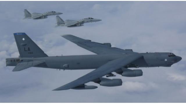 「核兵器搭載可能なB-52爆撃機」の見分け方 -『NEWSを疑え!』第714号(2018年10月1日特別号)
