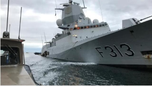 ノルウェーのイージス艦がタンカーと衝突-『NEWSを疑え!』第725号(2018年11月12日特別号)