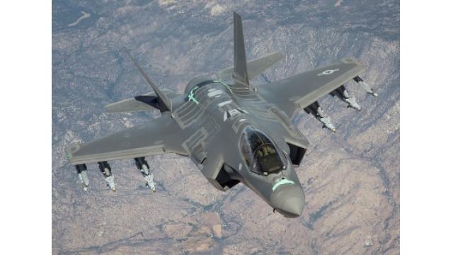 F-35が対地衝突自動回避システムを搭載-『NEWSを疑え!』第729号(2018年11月26日特別号)
