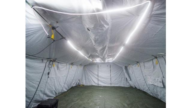 災害用テントにも使える米陸軍の「柔軟LED照明」 -『NEWSを疑え!』第731号(2018年12月3日特別号)