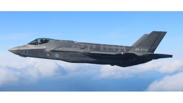 F-35戦闘機には複座型はない  -『NEWSを疑え!』第773号(2019年5月30日号)