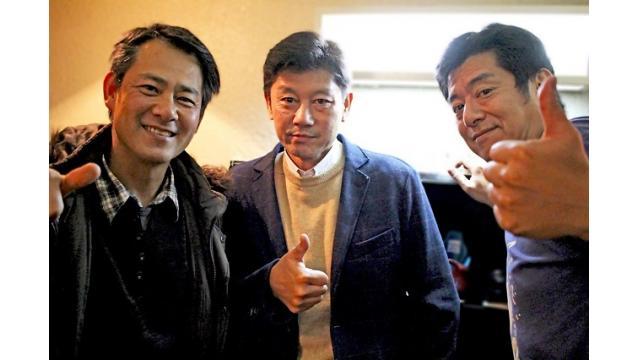 【緊急ゲスト速報】2/18(土)四人のメタルヒーロー降臨