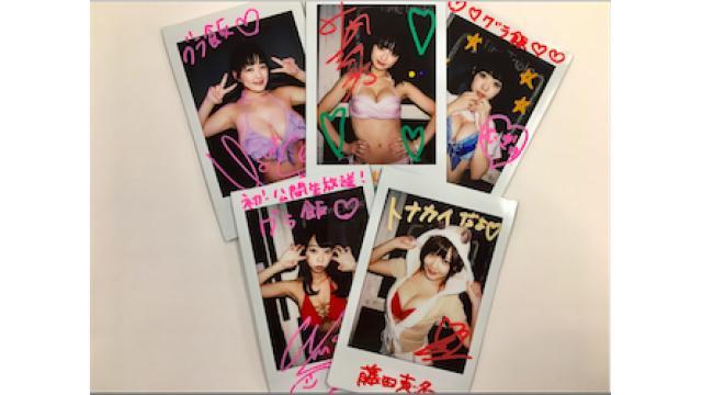 「グラ飯」年末SP回 サイン入りチェキ❇︎視聴者プレゼント企画!!【プレゼント応募番号】