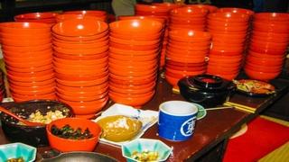 オフイベントと大食い対決レポ!