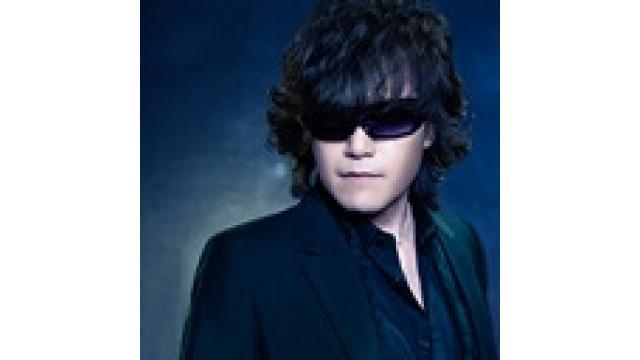 Toshl魔夏のDINE&CONCERT CRYSTAL ROCKチャンネルメンバー限定チケット優先申し込みスタート!