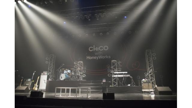 ┗|∵|┓LAWSON presents CHiCO with HoneyWorks 東京・大阪Zeppワンマンライブ『今日もサクラ舞うZeppに』@東京 2017/5/2