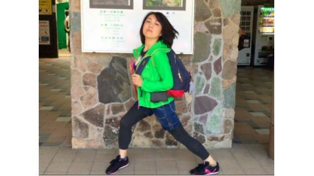 早川亜希動画#344≪高尾山へ行こうVol.1★ゲストは小松美咲ちゃん≫