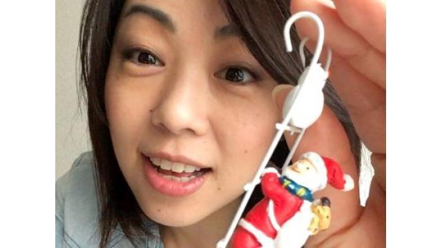 早川亜希動画#358≪ぶきっちょ亜希の、「クリスマス箱庭作ってみた」≫