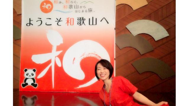 早川亜希動画#545≪『和みわかやま 東京レセプション2018』開催!≫