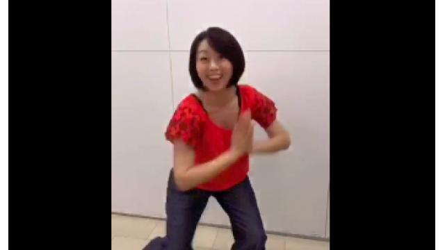 早川亜希動画#546≪お喋りタイムで披露したダンス動画!動きがヤバい≫