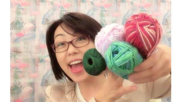 早川亜希動画#571≪超初心者、かぎ針編みに挑戦する。その2≫