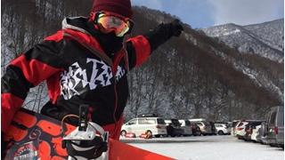 スノーボード初滑りいってきました!!