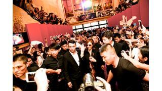 "X JAPANドキュメンタリー映画 ""We Are X"" 世界中の映画祭から招待の嵐!"