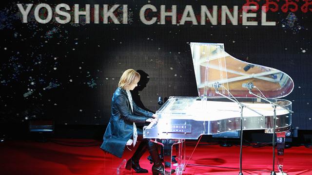 ニコニコ動画・音楽カテゴリー1位「YOSHIKI CHANNEL」 1周年記念で超豪華ゲストも集結した公開生放送!!
