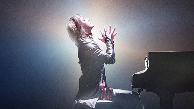 YOSHIKI 米国・ニューヨーク カーネギーホールで2DAYS決定! 東京フィルハーモニックオーケストラと共演!
