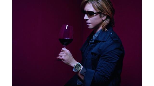 『ゲーテ6月号』にYOSHIKIの独占インタビュー「常識を破る男と時計」その腕には、なんと総額約7,000万円のスイス高級時計「ウブロ」を着用