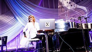 YOSHIKI超プレミアムディナーショーに密着取材【会員限定フォトギャラリーあり】