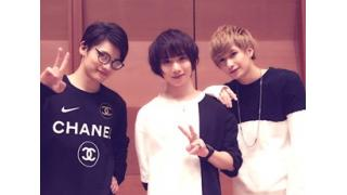 《1/9 植田圭輔より》ぶらり三人旅DVD発売イベントでした!