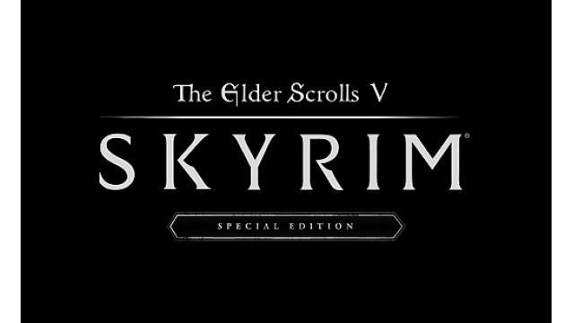 スカイリム special edition 記録